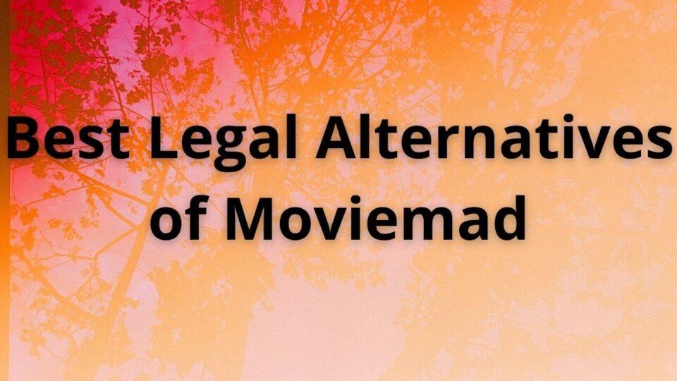 Moviemad alternatives