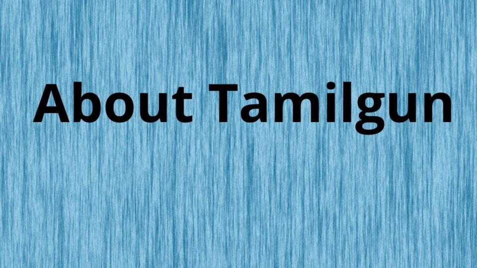 Tamilgun 2021
