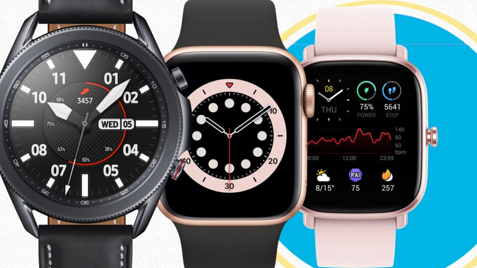 Choose Best Smartwatches in India